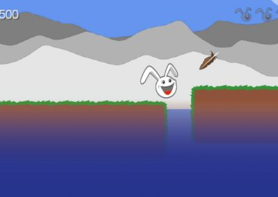 Canyon Bunny - Find special items...