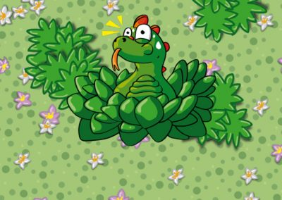 Mr Lizard - ... (oh-oh)