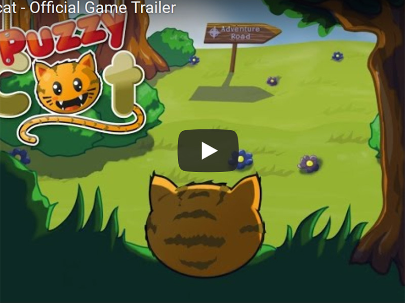 Puzzycat trailer on YouTube