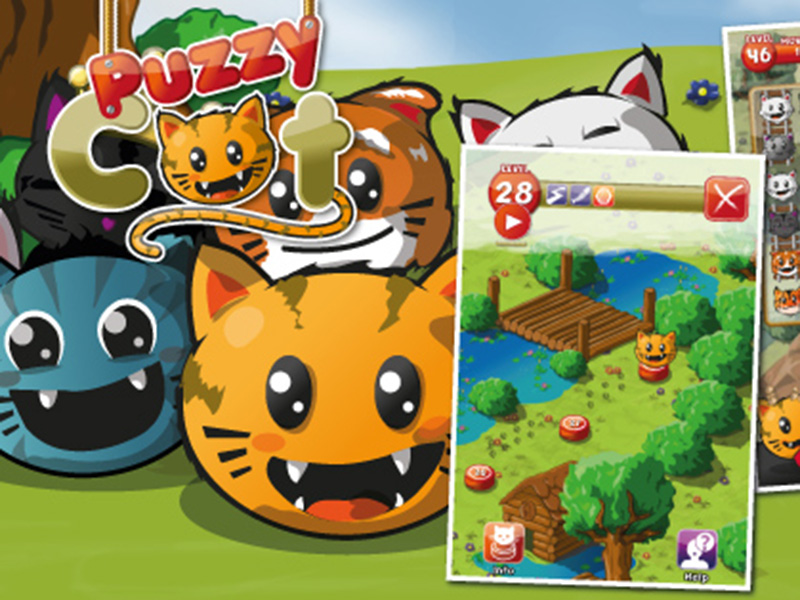 Puzzycat launched!